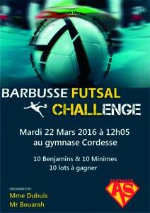 Barbusse Futsal Challenge