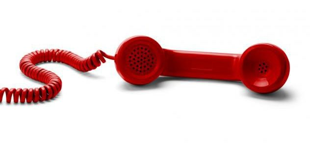LIGNE TELEPHONIQUE