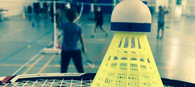 Badminton : en route vers les finales