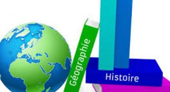 Rectificatif Liste fournitures scolaires 3èmes Histoire-Géographie-EMC