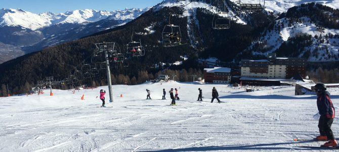 Séjour ski : une belle dernière journée