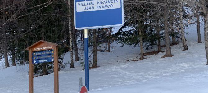 Séjour ski : le voyage a bien démarré