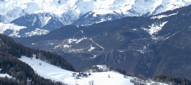 Séjour ski : des progrès et beaucoup de fatigue