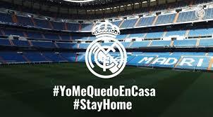 Español ¡ quédate en casa ! ( reste à la maison)