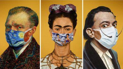 L'ART CONFINÉ – Les 3e misent sur l'abyme
