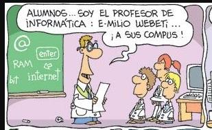 Le numérique en cours d'espagnol