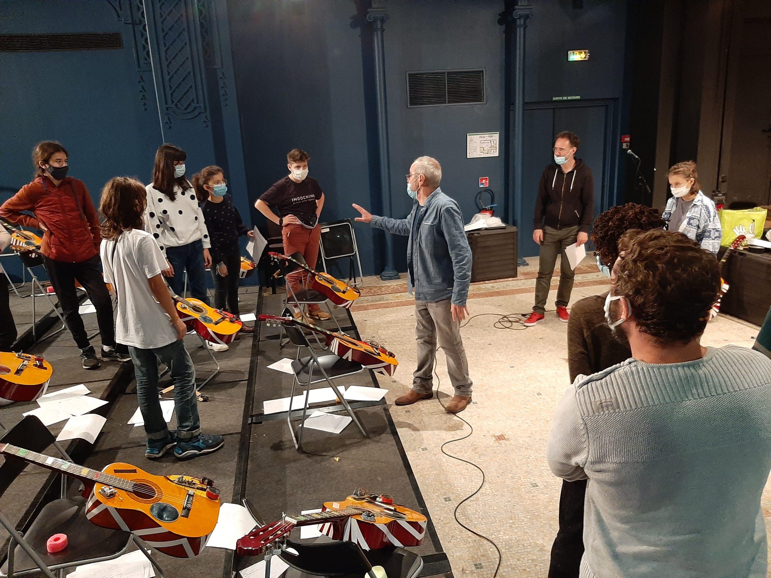 Atelier écriture : Stage à Lyon – 26-29 octobre 2020